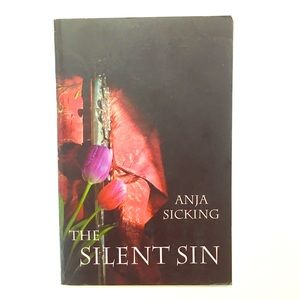 """SIGNED """"The Silent Sin"""" By Anja Sicking"""